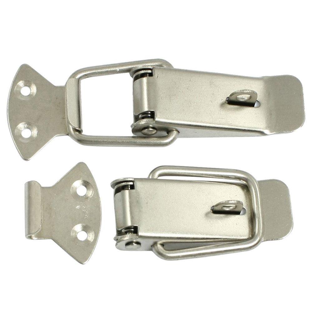 Sweet Center Hardware Tool Aviation Case Toolbox Stainless Steel Toggle Latch 2 Pcs(China (Mainland))