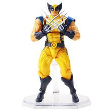 15cm marvel super herói x-men wolverine logan howlett figuras de ação bjd boneca brinquedos(China)