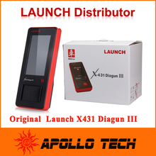 2015 Globle Version Launch X431 Diagun III Update Online 100% Original Launch X431 Diagun3 Auto Diagnostic tool(China (Mainland))