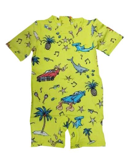 Newborn Infant Baby Boys Swimwear One Piece Beach Swimsuit 3M 6M 9M 12M 18M 24M(China (Mainland))