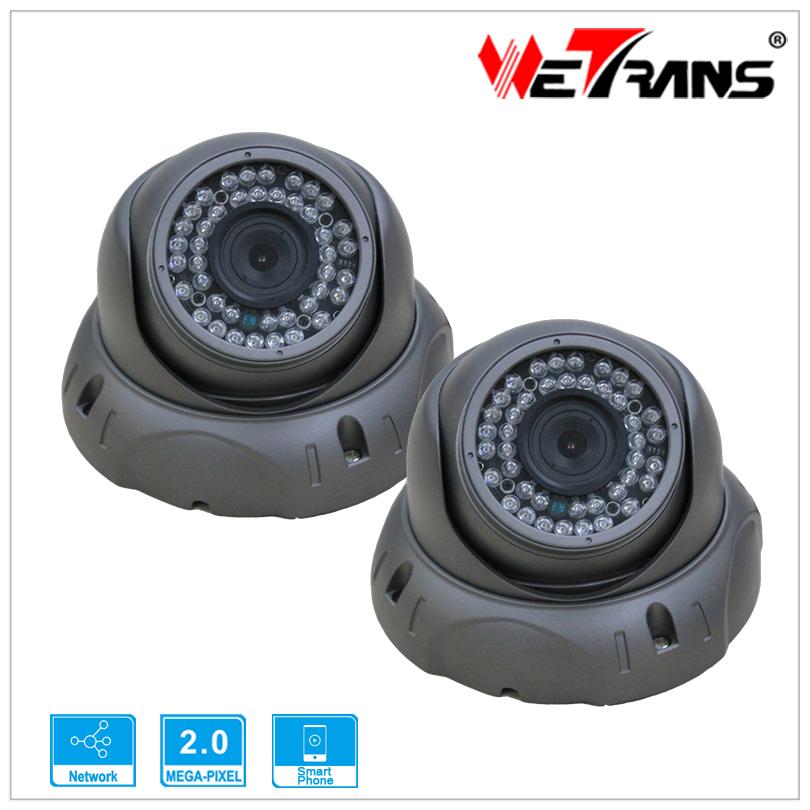 Onvif IP Camera TR-IP20AD125-POE 2 Pieces P2P Day and Night 2.8-12mm motorised lens up to 30m IR Distance IP Camera rtmp rtsp(China (Mainland))