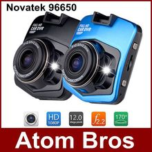 Original Novatek 96650 Car Dvr Camera Dash Cam Full HD 1080p Parking Video Recorder  Mini Vehicle Black Box Night Vision(China (Mainland))