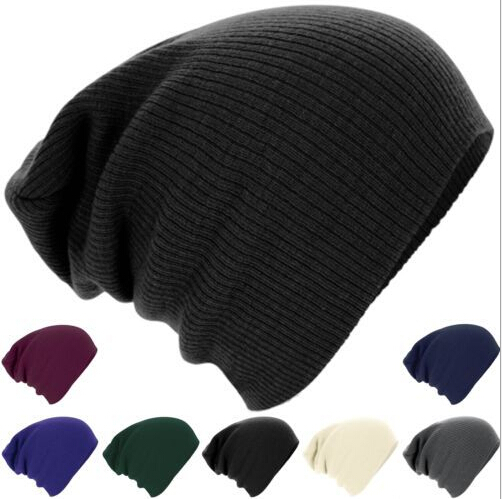 New 2016 Knitted Gorro Touca Men Winter Hat Autumn Sport Beanie Men Warm skullies Casual Cap winter hats for women(China (Mainland))