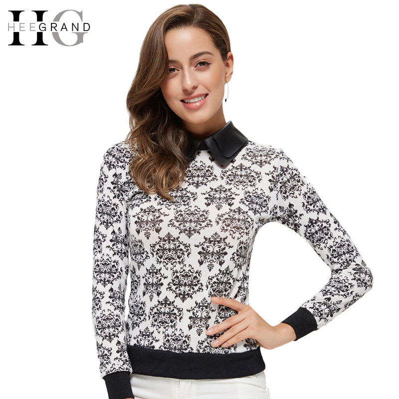 HEE GRAND Women Sweater Winter&Autumn Casual Floral Slim Tricotado Knitted Pullover Blusas Femininas Inverno Pull Femme WZY003
