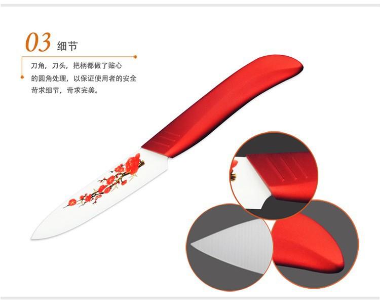 Кухонный нож Loving Home 5  ECO-ZJ05H