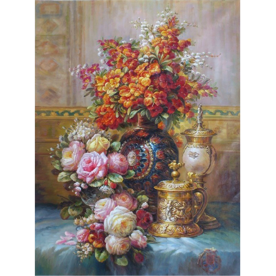 High Definition Art Prints Flowers Pattern Spray Paintings Wall Decoration Home Decor Pictures ML-XMLP-028(China (Mainland))