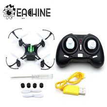 Lowest Price Eachine H8 Mini Headless Mode 2.4G 4CH 6 Axis RC Quadcopter Helicopter RTF(China (Mainland))