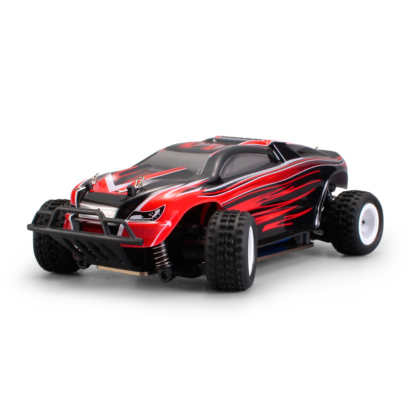 1:28 electric rc drift cars remote control 2.4G alloy chassis high-speed cross country car 4(China (Mainland))