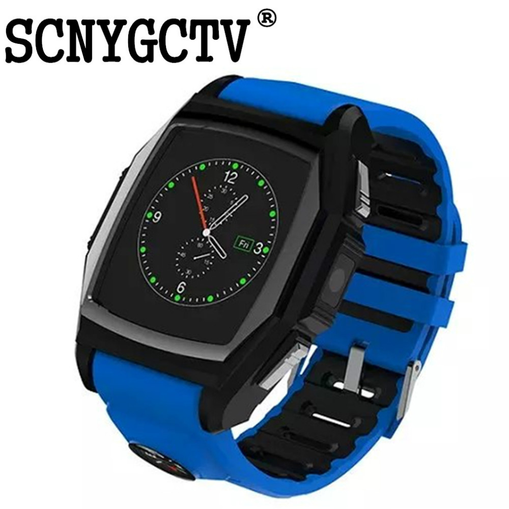 SCNYGCTV 2016 GT68 smart Bluetooth smart sports heart rate monitor watch mobile phone GPS clock IOS Android anti camera movement(China (Mainland))