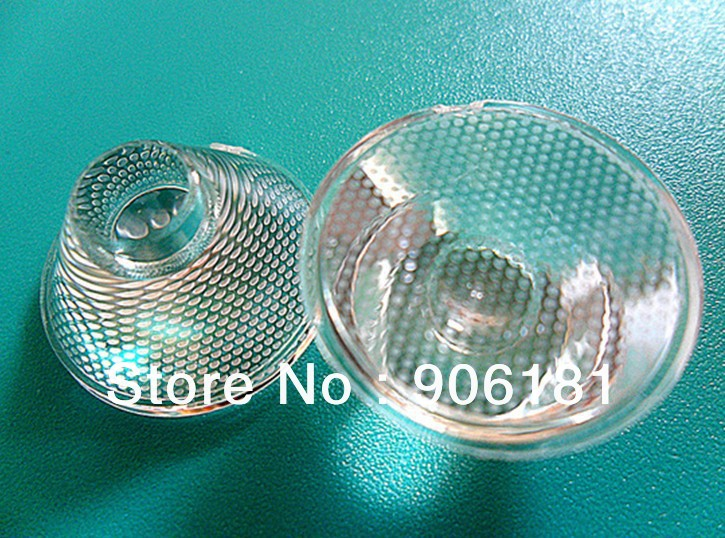 NCP-20, Wholesale &amp; Retail, LED Optical Lens, PMMA materials, degree 25, 30, 45, 60, Size: 20X10.8mm, Mesh Surface.<br><br>Aliexpress