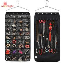 BEST 40 Pockets Handwork Organizer Handcraft Hanging Storage Bag Hook Organizers Closet Pouch(China (Mainland))