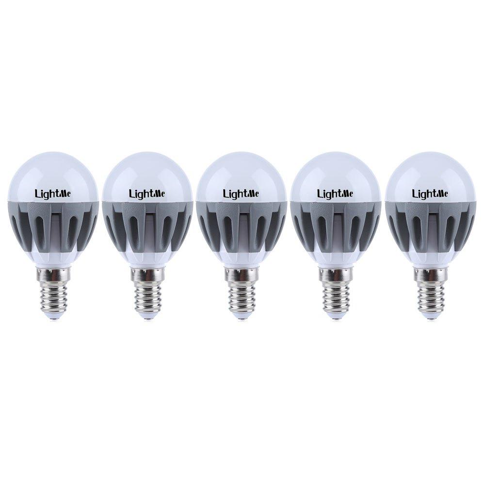 Hot Selling LED Bulb 5Pcs E14 220-240V G45 3W LED Dimmable Bulb SMD 2835 Spot Globe Lamps Energy Efficient Lighting Spotlight(China (Mainland))