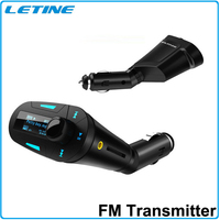 2015 Newest Car MP3 Player with USB SD MMC LCD With Remote Wireless FM Transmitter Modulator