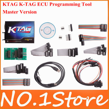 New Arrival 2014  Free Shipping KTAG K-TAG ECU Programming Tool Master Version  With lower price promotion And Top Quality