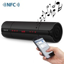 NFC KR8800 Portable Bluetooth Speaker Mini Wireless FM HIFI Stereo Loudspeakers Bass Sound Box Hand Free for IPIPhone Android(China (Mainland))