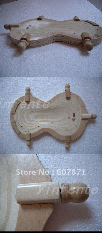 Фотография Make Violin Tool 4/4 Wooden Salver Firmly Light #M33