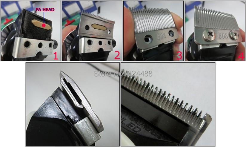 Регулировка машинки для стрижки волос своими руками