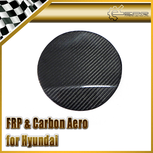 New Fuel Cap Cover FOR Hyundai Veloster Carbon Fiber Gamma Fit Turbo TCi GDi MPi Car Accessories Car Styling<br><br>Aliexpress