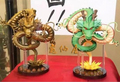 Dragon Ball Z Figures Toys PVC Golden ShenLong Shenron Anime Dragonball Action Figure DBZ Figura Dragon