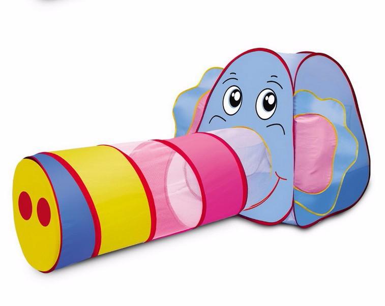 1 ...  sc 1 st  DHgate.com & Wholesale 2015 Child Tent Elephant Game House Tent Large Children ...