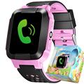 Touch Screen SOS Smart Watch 1 44 Electronics Tracker Watches Kid Girls Boys Children Chirsmas Gift