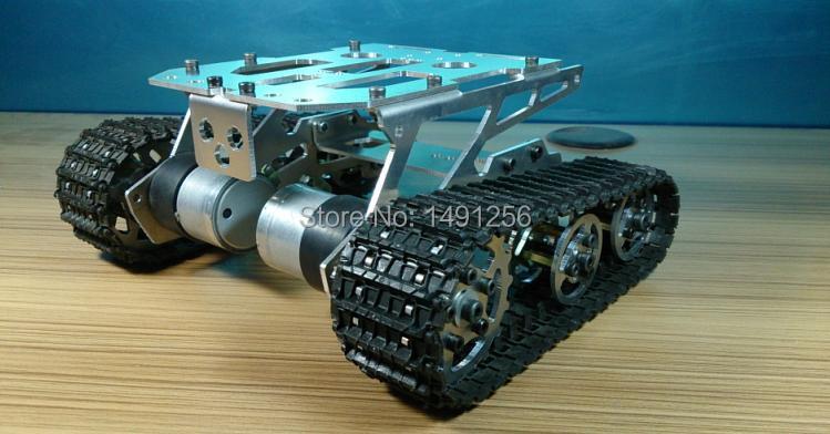 Шасси для роботов своими руками