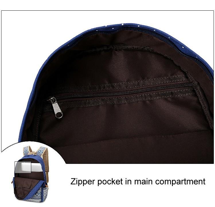 Очень практичный вместительный рюкзак с толстыми ручками, который очень удобно носить