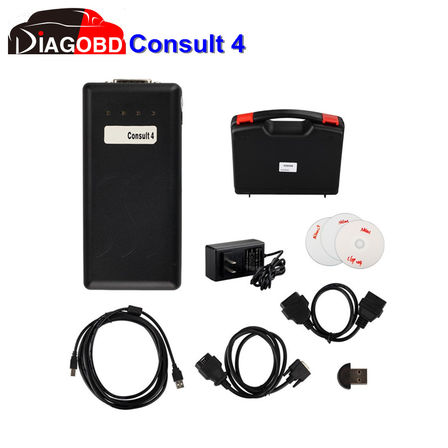 Professional For Nissan Consult 4 for Nissan/Infiniti and Newest for Renault For Nissan Consult Interface Scan Tool(Hong Kong)
