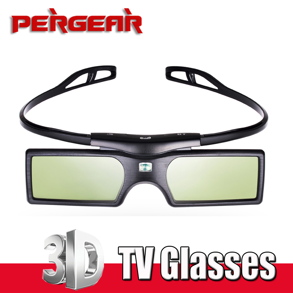 Bluetooth 3D Active Shutter 3D TV Glasses Virtual Reality for Samsung LG 3D TV HDTV Blue-ray Player P0009112(China (Mainland))