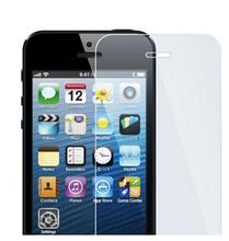for iphone5 screen protector glass protective 0.3mm tempered ecran pelicula de vidro protecteur pour phone 5 5c 5s