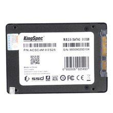 "KingSpec SATA III 3.0 2.5"" 512GB MLC Digital SSD Solid State Drive with Cache Shock-resistant Design for PC Laptop Desktop(China (Mainland))"