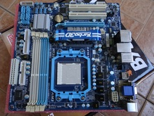original motherboard for Gigabyte GA-880GM-UD2H DDR3 LGA 1156 16GB 880GM-UD2H 880 all solid desktop motherboard Free shipping(China (Mainland))