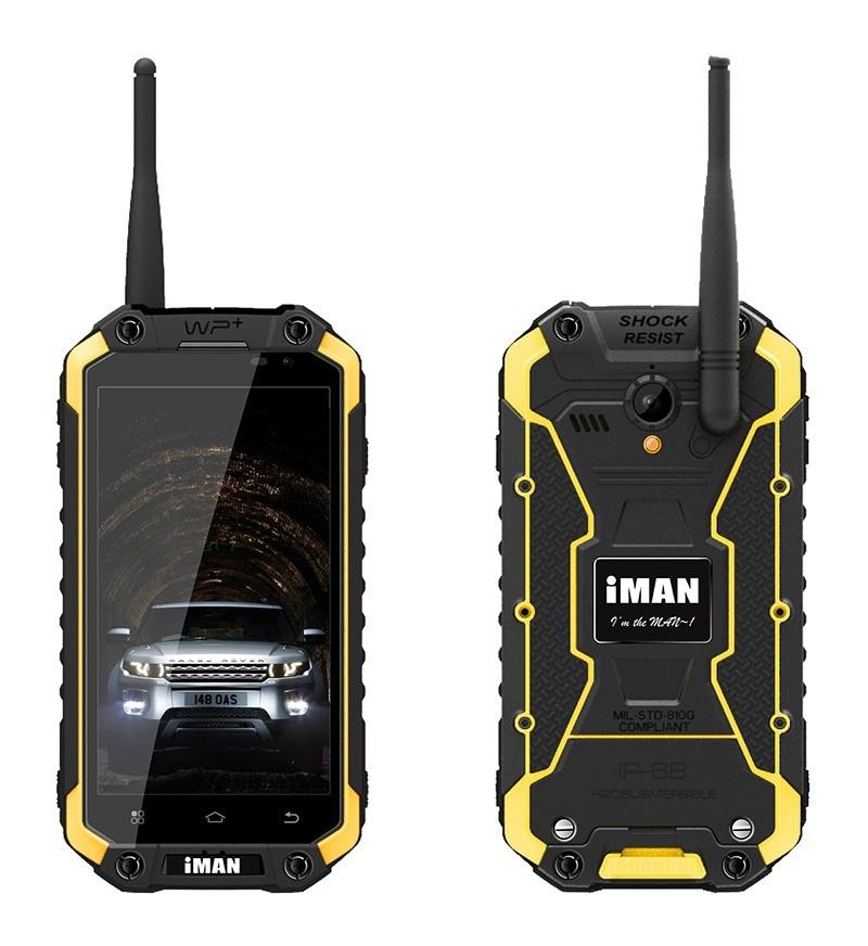 Original iMAN i6 phone X8 MTK6592 8 octa Core 2GB RAM 32GB IP68 Waterproof Phone PTT Walkie talkie Gorilla Glass Android 4.4(China (Mainland))