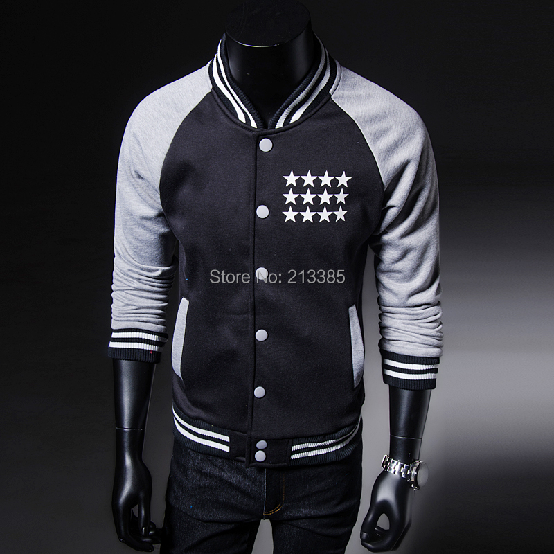 2015 New top brand man hoody sweatshirts outdoor sport fashion throwback baseball jerseys casual hoodies men - Man Show store