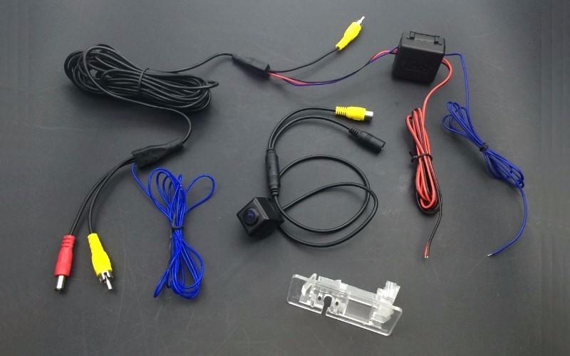 Купить Для Mitsubishi ASX/RVR 2010 ~ 2015 Автомобилей Траектории Интеллектуальные Треков Заднего Вида HD CCD Ночного Видения Автомобильная камера Заднего вида камера