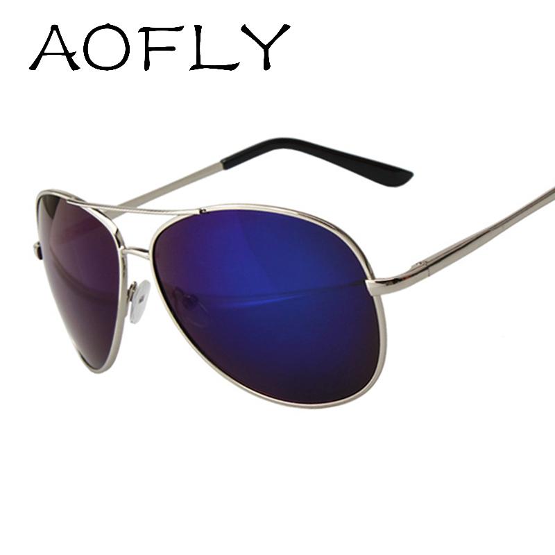 New Fashion Classic Aviator Sunglasses men women retro vintage metal frame polarized lenses sunglass gafas oculos free shipping
