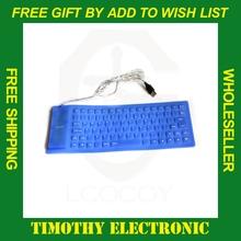 popular flexible silicone keyboard