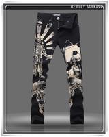 Мужские джинсы Skinny jeans 2015 ,  calca , HG5067-P150