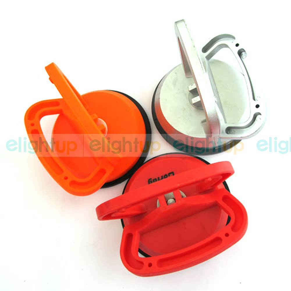 Car Truck Auto Dent Puller Remover Van Suction Cup Glass Lifter Tool Orange L(China (Mainland))
