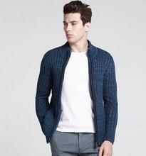 new 2015 cardigans men sweaters/ knitwear business casual/ cardigan men clothing/fashion brand design slim  /men coat cotton(China (Mainland)