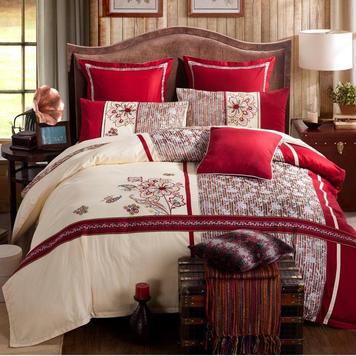 enrico v 4 pc queen bedroom set