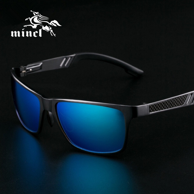Магния и алюминия мужчины поляризационные очки супер вождения очки Goggle очки аксессуары