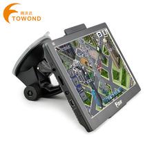 7 Inch Free Latest Map 8G/256M Car Vehicle GPS Navigation CE6.0 MP3/MP4 Automobiles Russia/Belarus/Kazakhstan Europe/USA+Canada