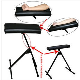 High quality iron tattoo arm rest for tattoo artists supply frame tattoo furniture tattoo & body art(China (Mainland))