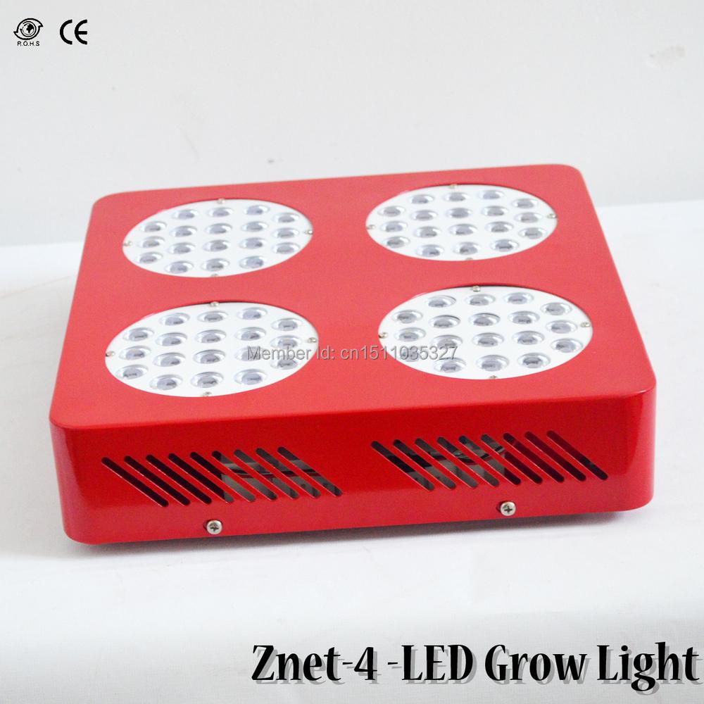 Grow Led Light Full Spectrum ZNET-4 200w Plant Lamp Lighting Medical Plants Hydroponics Greenhouse Lights - virgil Chinese Characteristics Boutique store