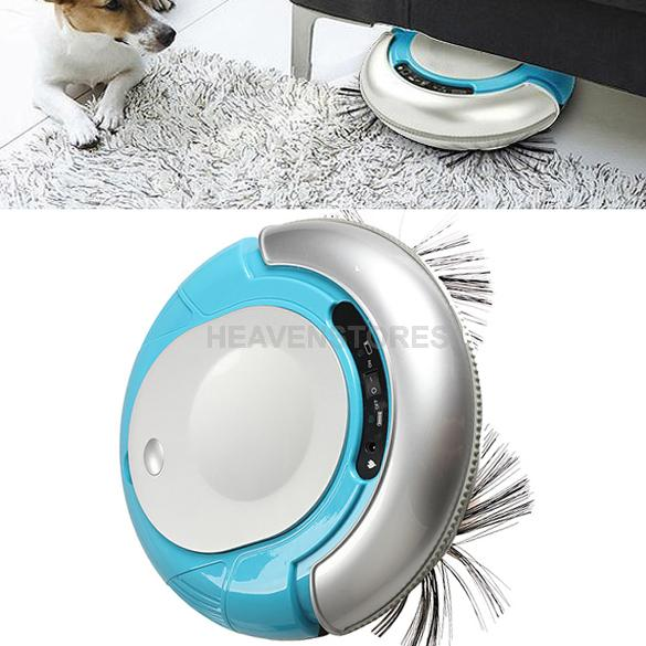 Low Noise Smart Automatic Robotic Vacuum Cleaner Collector Dust Extractor hot tornado style with high quality free shipping(China (Mainland))