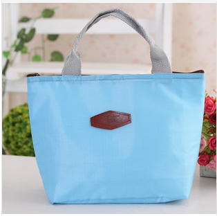 Yz333 portable heat insulation lunch bag fresh lunch box ice pack small bag(China (Mainland))
