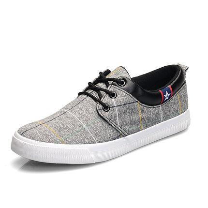 Бесплатная доставка 2016 летний новый стиль мужчины обувь дышащая плоские повседневная ...