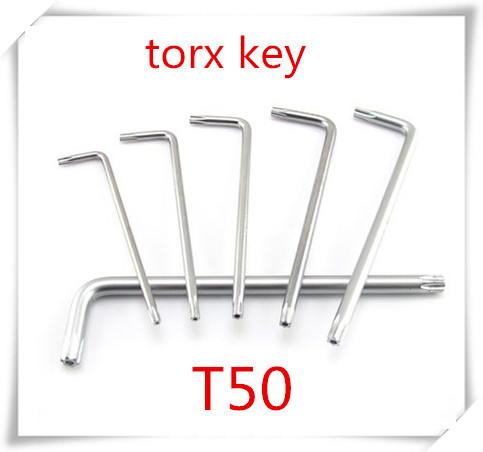 T50  High Quality Alloy Steel  Torx  Allen Wrench Spanner Fixing Tools Box end  wrench<br><br>Aliexpress
