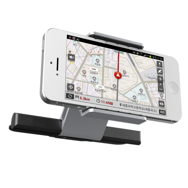 Universal Smartphone CD Slot Car Mount Holder Mobile Phone Mount Holder / Cradle for iPhone6 Samsung for All 3.5-5.5 Inch Phone(China (Mainland))